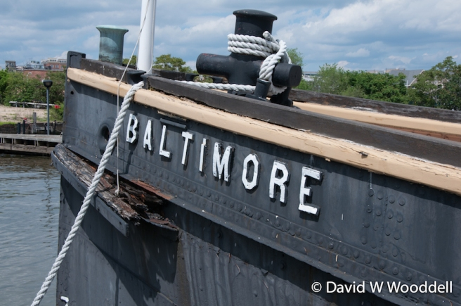 Steam Tug Baltimore
