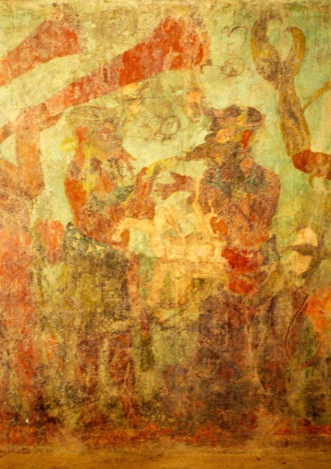 Bonampak Murals