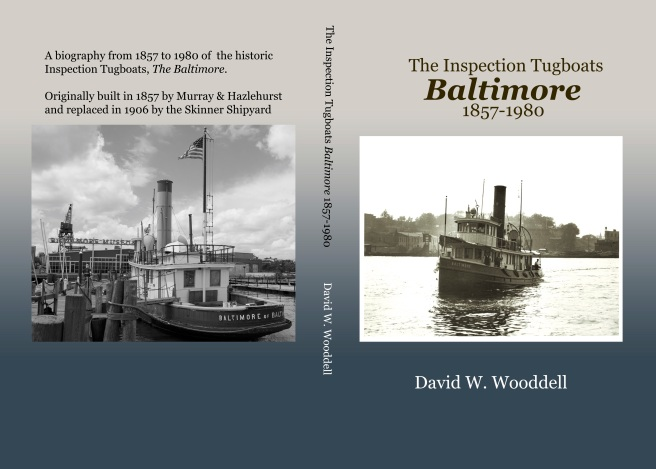 The Inspection Tugboats Baltimore 1857-1980 cover